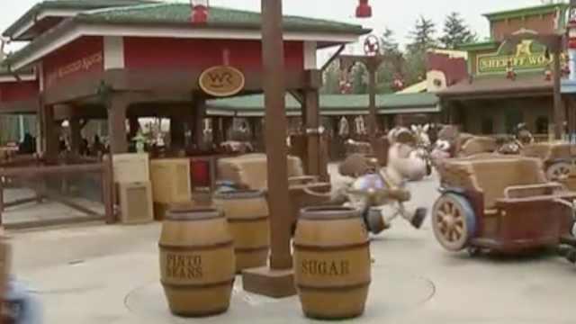 揭秘!迪士尼玩具总动园已运行测试