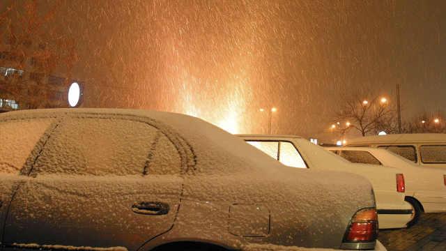 直播:30年首次,北京河北入春降暴雪