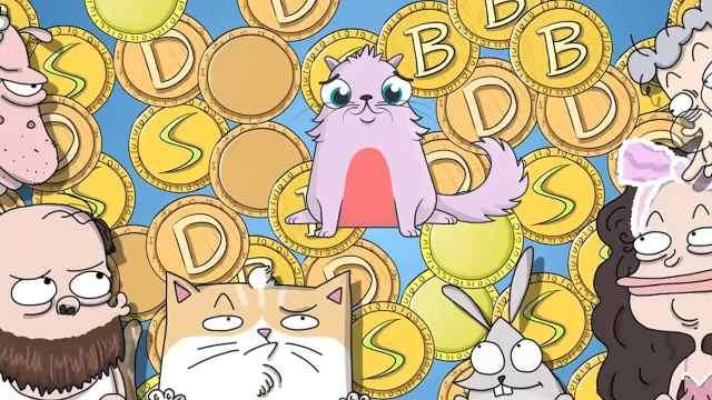 加密猫是什么?究竟为何爆红?