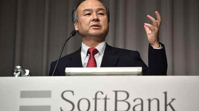 揭秘阿里巴巴大股东日本软银集团