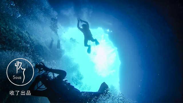 全国首位全能型潜水教练