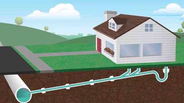 未来的房屋也许会用污水做建筑材料