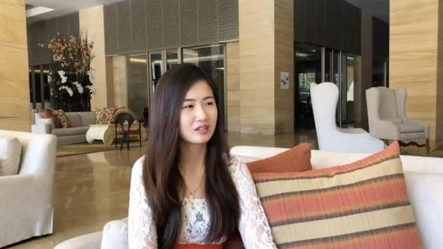 印尼美女看剧学中文:爱听周杰伦