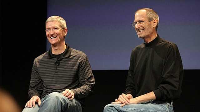 20年前乔布斯如何说服库克加入苹果