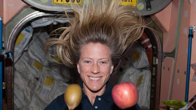 NASA宇航员答:太空回地球啥感觉?
