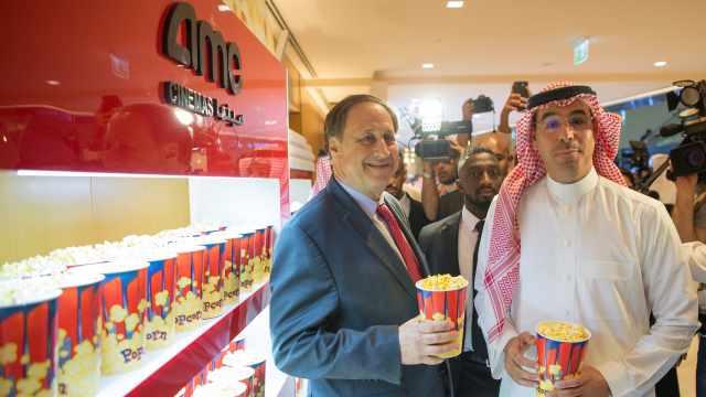 沙特首家电影院开业,打破35年禁令