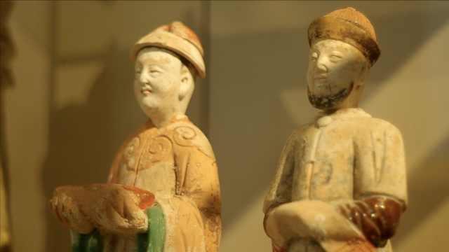 中国唐明清文物在英被盗,有预谋!