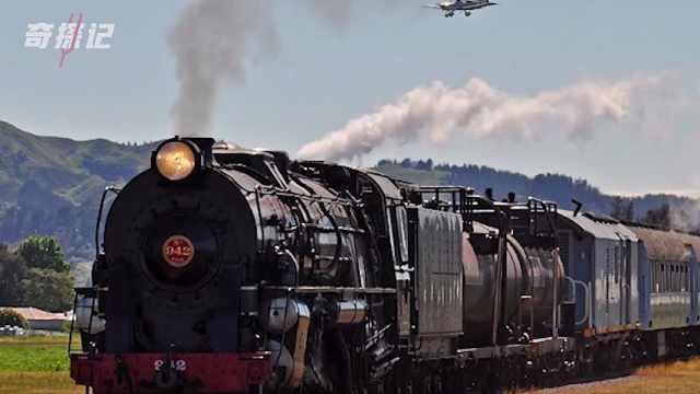 盘点世界上7个独特的火车!