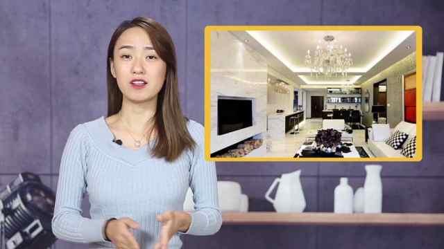 客厅的吊灯装修5大设计原则!