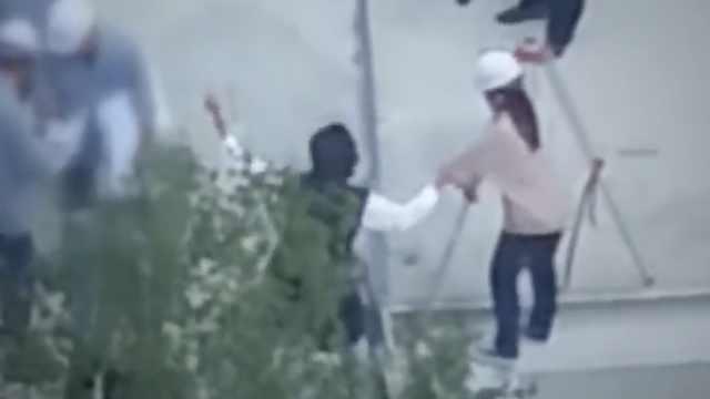 大韩航空会长之妻,打骂职工被调查