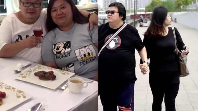 """澳门""""胖友""""切胃减肥,瘦了80斤!"""