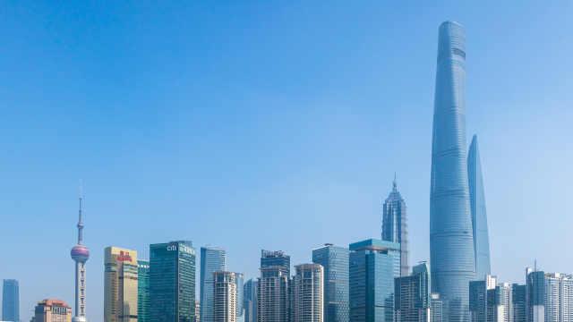 中国最高楼抵抗狂风,全靠这个设计