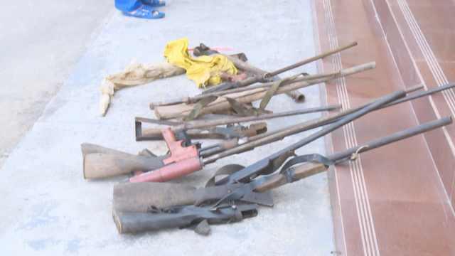 7人保护区持枪偷猎,红外相机抓现行