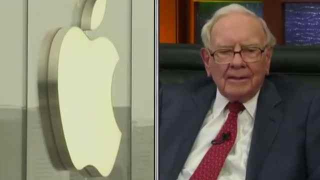 巴菲特称想拥有苹果公司100%的股份