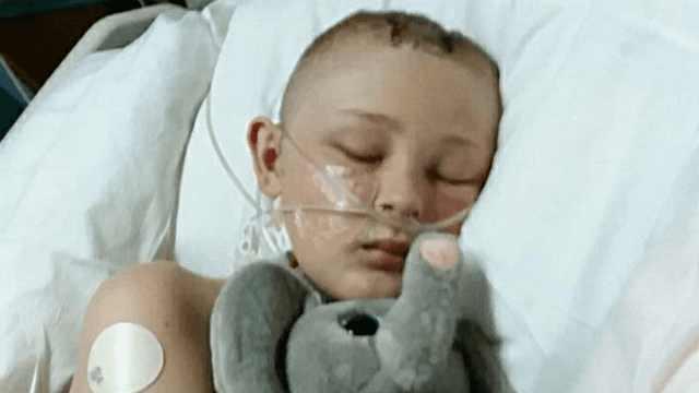 捐器官前,13岁
