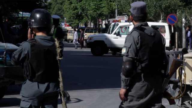 阿富汗8名袭击者来自IS和塔利班