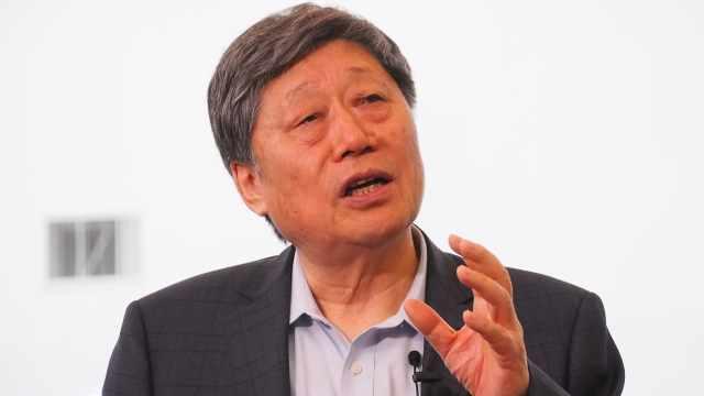 张瑞敏:海尔在有的国家赔一二百亿