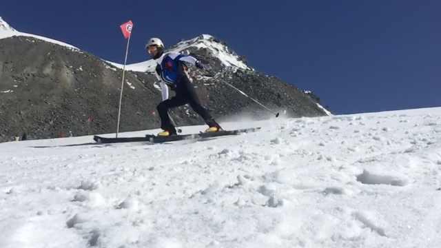 4000米海拔处,他们比拼速度与激情
