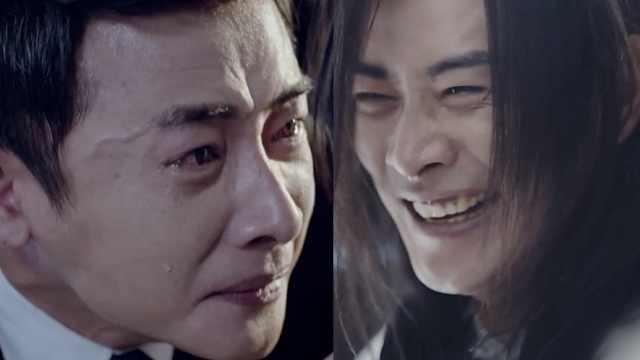 眼里有长江的男人!罗晋哭戏超虐心