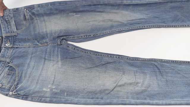 这样叠裤子超省空间,多数人不知道