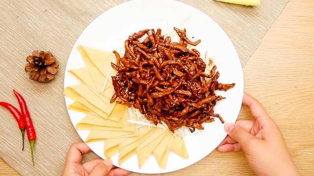 北京人最喜欢吃的一道菜,超简单