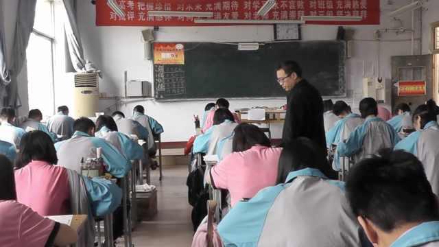 高三老师患病住院,写信拒学生探望