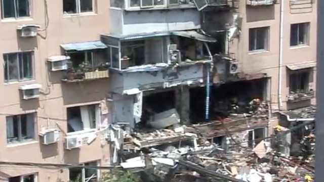 沈阳一住户家中燃气爆炸,3人死亡