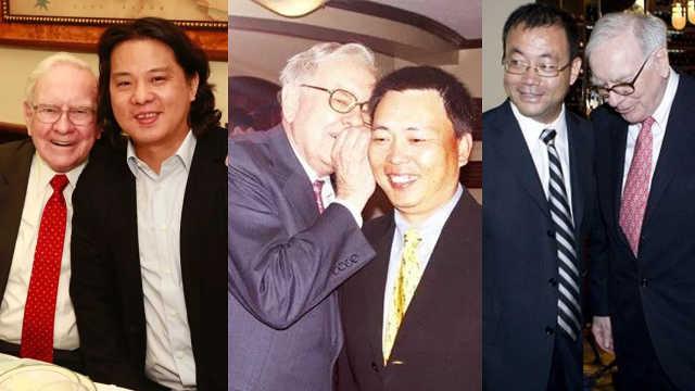 今年要2118万!和股神吃饭的中国人