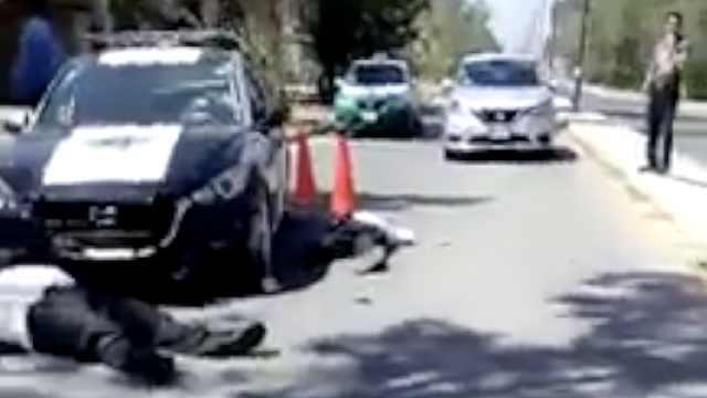 可怕!墨西哥6名交警執勤時遭槍殺