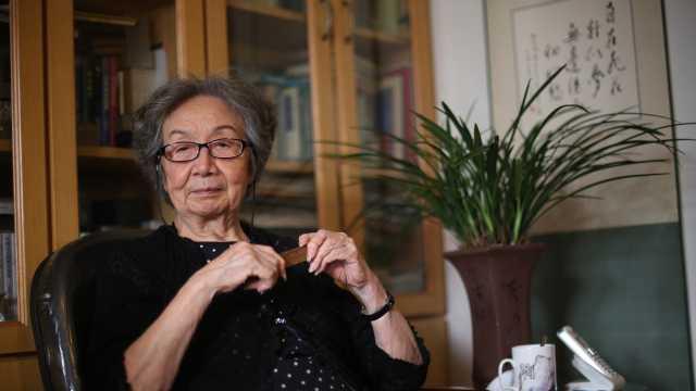 94岁学者裸捐财产,初期捐1857万