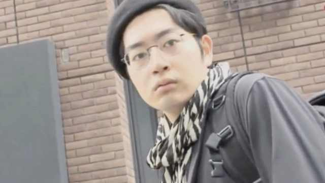 街访日本人有啥小名,偶遇中二病
