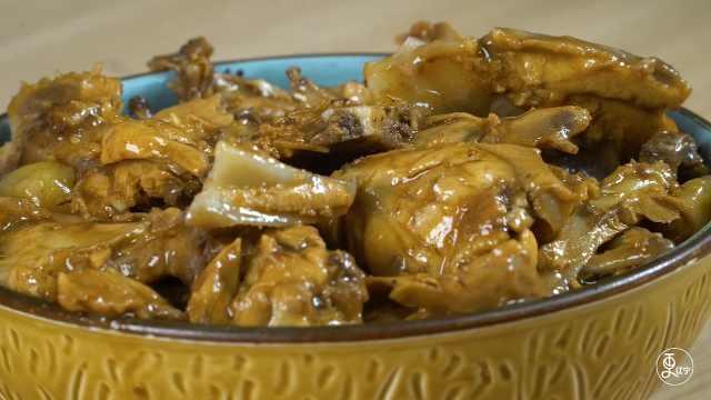 鸡架盖饭,非同寻常的盖饭!