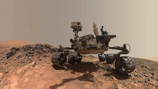 大发现!火星发现生命元素:有机分子