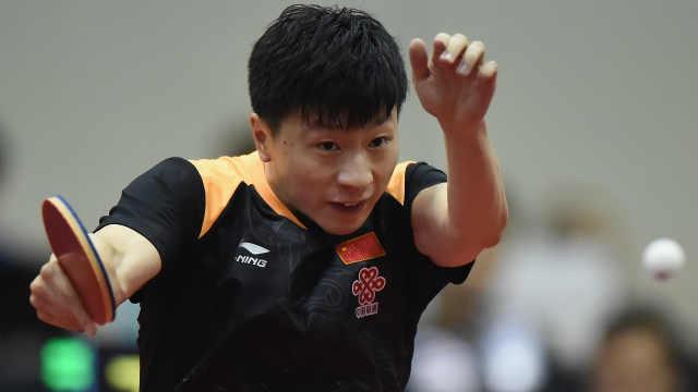 爆冷!馬龍不敵日本15歲華裔小將