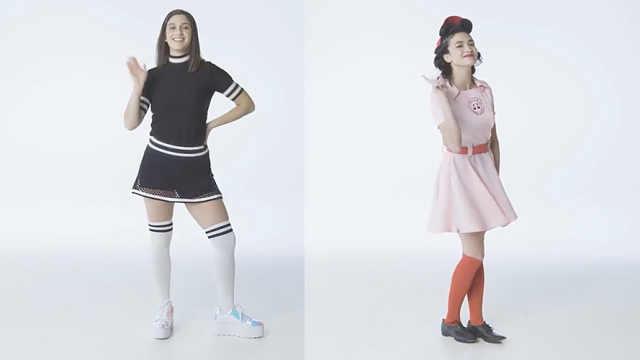 四分钟看完百年来女式运动鞋的发展