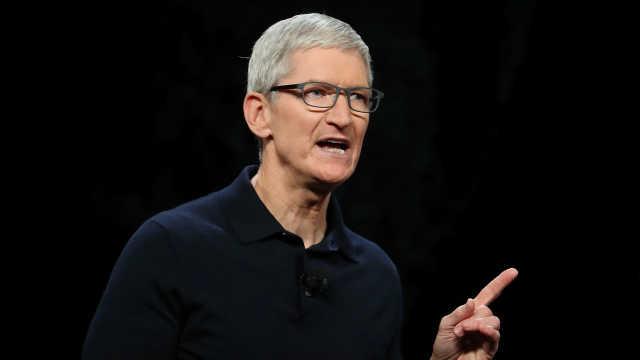 庫克:生命短暫,趕緊換新iPhone
