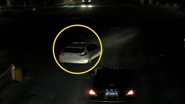他和女友吵架驾车漂移,朋友录视频