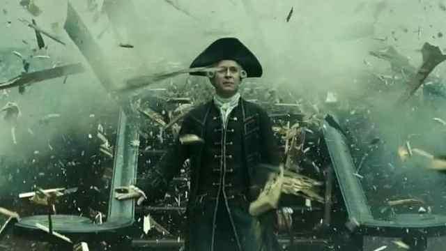 加勒比海盗之黑胡子爱德华·蒂奇