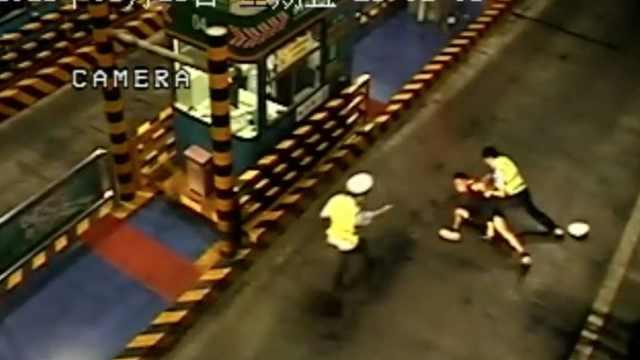 男子酒驾逃跑,民警当场将其扑倒