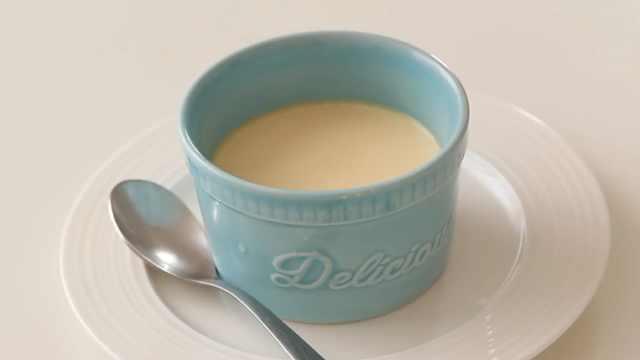 奶油布丁,简易又美味