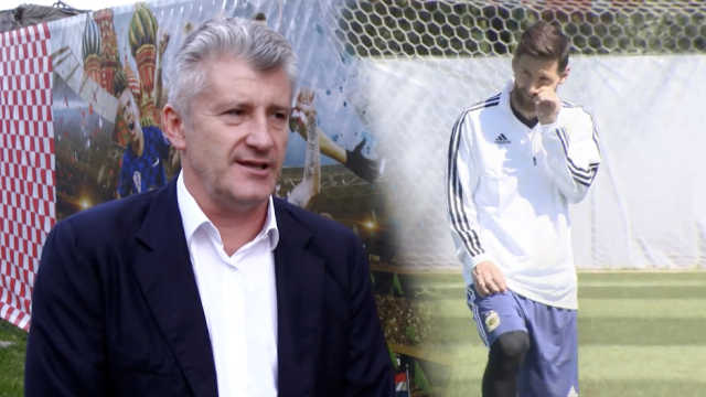克罗地亚足协:已准备好对付梅西