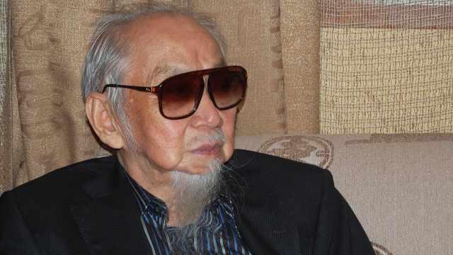 楚辞专家文怀沙去世,享年108岁