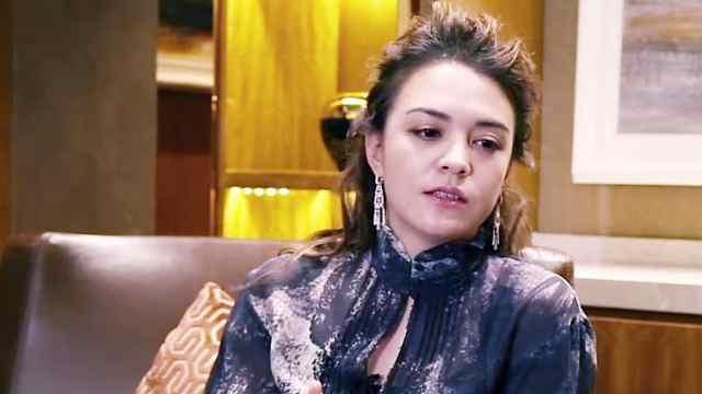 张榕容谈《妖猫》:尝试新表演方法