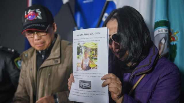 中国女悉尼失踪18天,父母