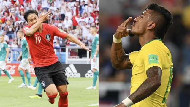 世界杯中超之夜!两名中超外援破门