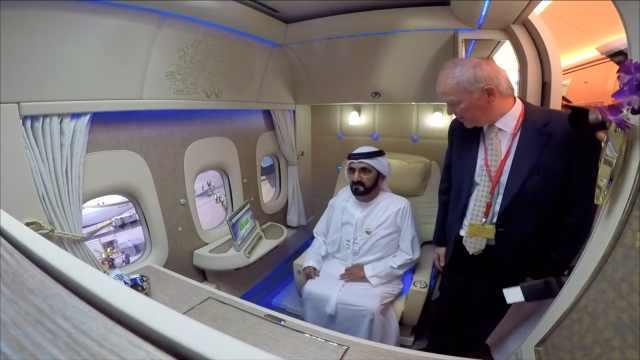 阿联酋航空拟推出无窗客机,敢坐吗