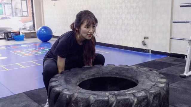 女孩新闻学毕业,为当空姐怒减20斤