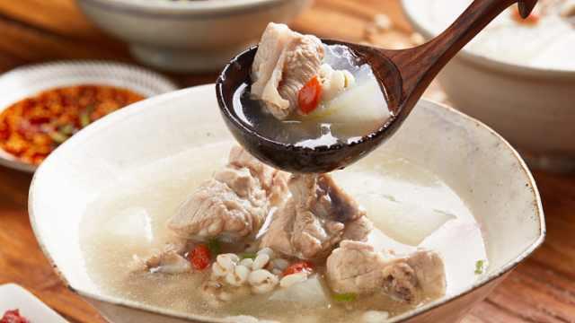 这样烧排骨汤,解暑热、更营养!