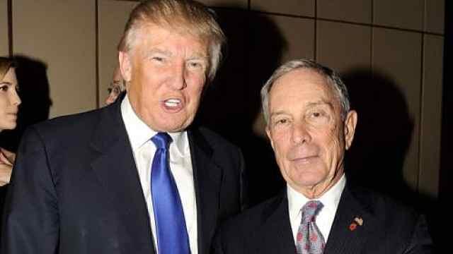 他说要竞选总统,身价是川普16倍