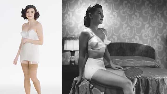 女性塑身衣演变史,你能读出什么?